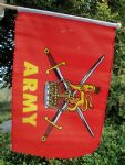 HAND WAVING FLAG - British Army